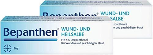 Bepanthen Wund- und Heilsalbe 2 x 50 g Salbe