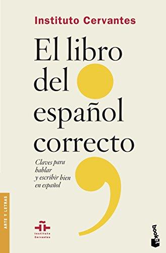El libro del español correcto (Divulgación) por Instituto Cervantes