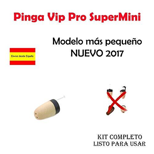 El PINGA VIP PRO SuperMini es el último modelo de pinga que se caracteriza por ser el más novedoso del mercado al combinar un pinga pequeño con el último modelo de collar de inducción. Al ser más pequeño que el resto, se introduce totalmente en el ca...