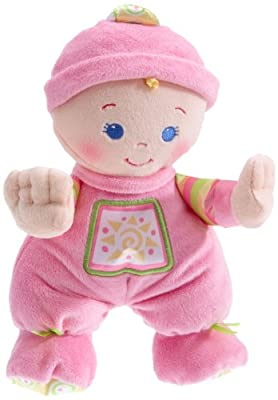 Mattel - FISHER PRICE BABY'S MY FIRST SOFT DOLL 25cm 0m+ de Mattel