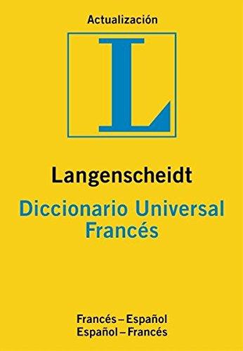 Diccionario Universal francés/español por Varios autores