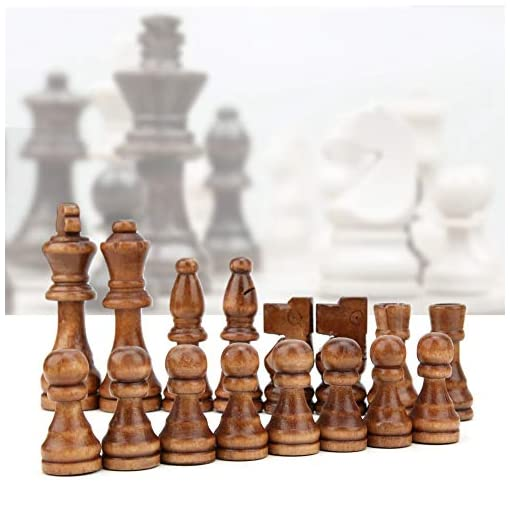 32-STCKE-Holz-Internationalen-Schachfiguren-ohne-Brett-tragbare-internationale-Schachfiguren-Turnier-Staunton-Schachfiguren-Unterhaltung-Brettspiel-Set