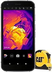 """Cat S62 - pancerne urządzenie 4G z kamerą termowizyjną FLIR (IP68, bardzo jasny ekran 5,7"""" FHD+, 2,0 GHz Qualc"""