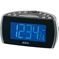 AEG Clock Radio with Time Projection - ukpricecomparsion.eu
