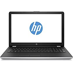 "HP Notebook 15-bs125ns - Portátil DE 15.6"" HD (Intel Core i5-8250U, RAM de 4 GB, HDD de 1 TB, Grafica integrada Intel UHD 620, Windows 10 Home 64), Plata Natural - Teclado QWERTY Español"