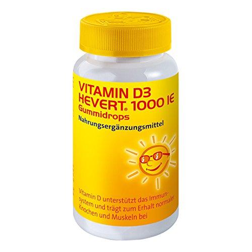 Vitamin D3 Hevert 1.000 I 60 stk