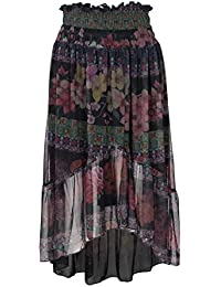 Faldas Amazon Amazon Desigual Ropa Desigual Faldas Mujer 8Fw4W1ZwqR