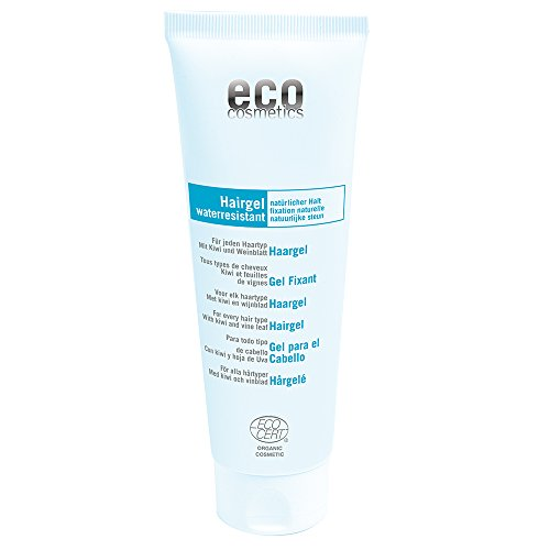 eco cosmetics Haargel (bio, vegan, Naturkosmetik) Styling-Gel, 1x 125ml