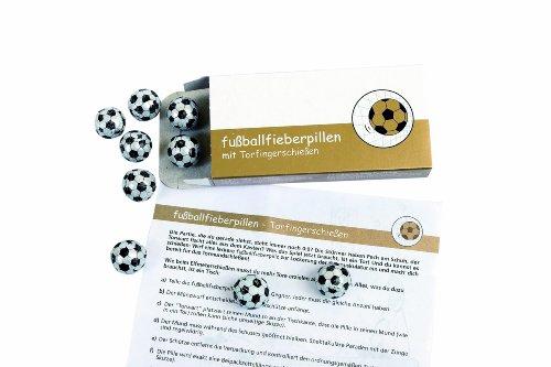 Liebeskummerpillen Fußballfieberpillen, 1er Pack (1 x 27 g) -