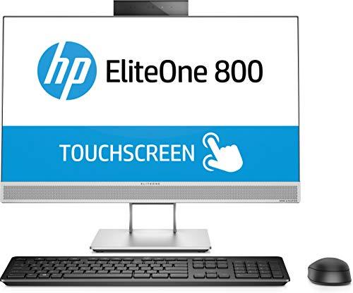 HP EliteOne 800 G4 AiO GPU Touch 60,45cm 23,8Zoll Intel Ci5-8500 1x16GB 512GB/PCIe/SSD DVDRW Recline Stand W10PRO 64bit 3J Gar.(DE) (Recline Hp)