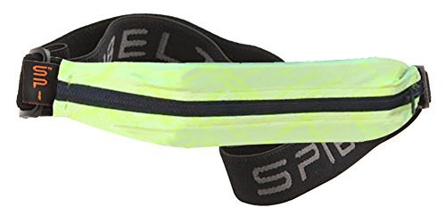 Spibelt Große Tasche, Unisex-Erwachsene, Schwarz (Amp/Black Zipper), 25