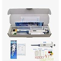 2–20ul Pette variable Micro pipeta Manipulación de líquidos Transferencia Pipetas micropipeta