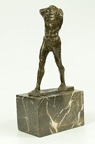 statua-di-bronzo-sculturaspedizione-gratuitanude-male-musee-dorsay-erotica-sensuale-walking-man-in-m