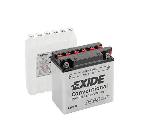 Lampa EXEB9B Batteria