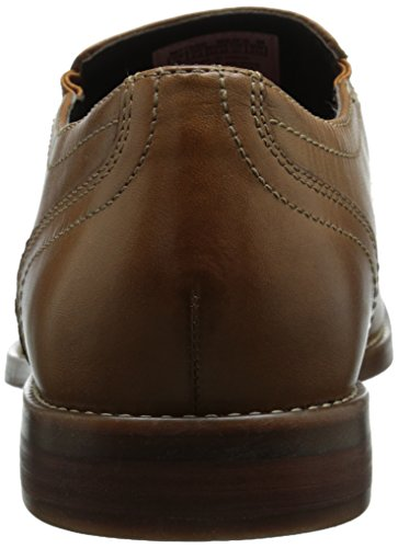 Rockport Style Purpose Plaintoe Cuir Oxford Tan
