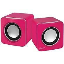 Arctic S111 - Altavoces para PC (USB, 2.0, 3.5 mm) color rosa