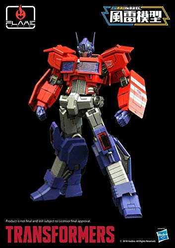 Flame Toys Transformers Optimus Prime IDW Ver. Furai Model Kit