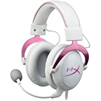 HyperX Cloud II Gaming Headset for PC/PS4 (Pink)