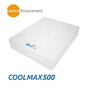 Coolmax 500 Memory Foam Mattress King Size 5 39 Health Personal Care