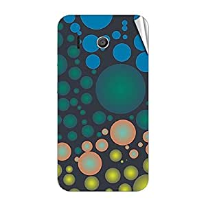 Garmor Designer Mobile Skin Sticker For Huawei Ascend G510 - Mobile Sticker