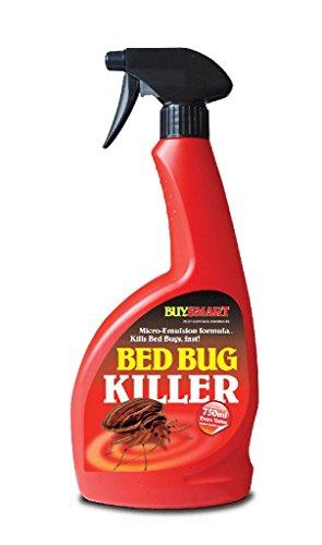 Buysmart Bed Bug tueur 750 ml vaporisateur