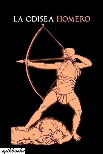 La Odisea: Ilustrado. Texto en prosa por Homero