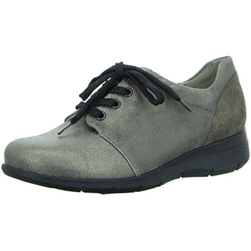Chaussures noir Waldläufer Noir 386007 747 pour noir ville de à lacets 103 femme wxtx6rfq