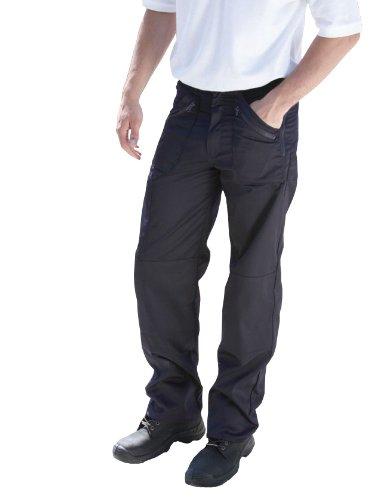 UCC Workwear Action Hosen-, 2Farben Navy Tall Leg 33