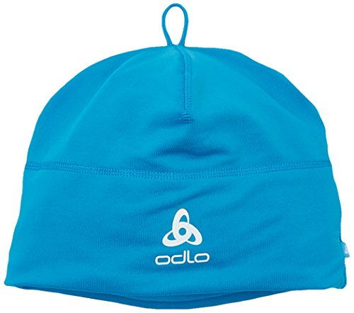 Odlo Hat Polyknit Warm Mütze, Blue Jewel