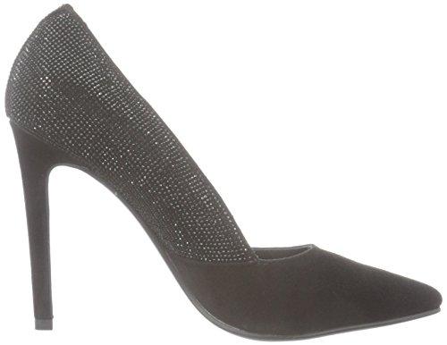 Giudecca - Jy16s12-1, Scarpe col tacco Donna Nero (Nero (nero))