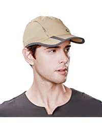 Siggi Unisex Mens Quick Drying Breathable Outdoor Baseball Sprots Hat UV UPF Running Cap For Women