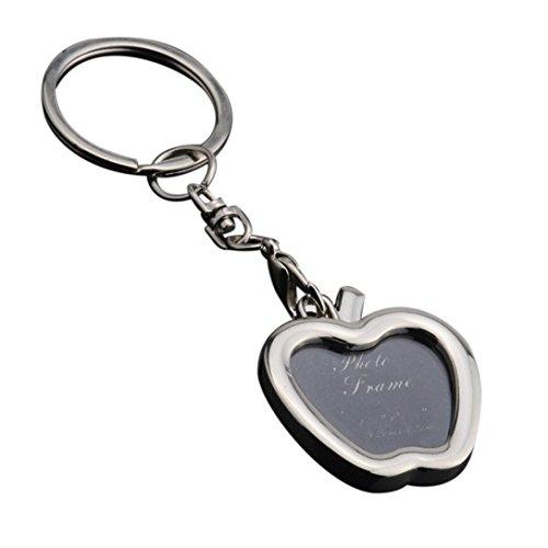 Keyrings Love,Dragon868 1 StüCk Fashion Mixed Custom Bilderrahmen SchlüsselanhäNger Dekoration Diy Geschenk Key Chain Ring (F) C