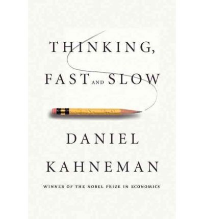 [(Thinking, Fast and Slow )] [Author: Daniel Kahneman] [Oct-2011]