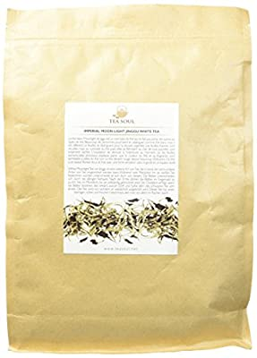 TEA SOUL Imperial Moon Light Jinggu Thé Blanc 250 g