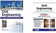 Civil Engineering Through Objective Type Questions 3Ed (Revised and Enlarged) (PB 2019)+Civil Engineering: Con