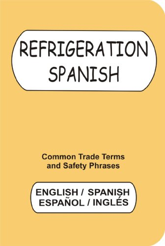 Refrigeration Spanish por LAMA Books