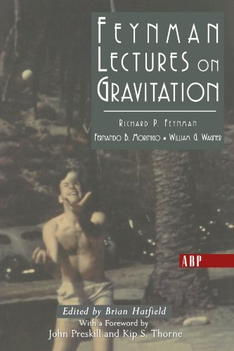 Feynman Lectures On Gravitation (Frontiers in Physics S) by Richard Feynman (2002-06-20) (Brian Wagner)