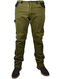 Zerimar Pantalones Hombre Trekking | Pantalones Hombre Montaña | Pantalones Hombre Algodón | Pantalón Senderismo