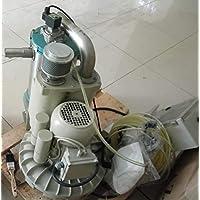 ELEKTRO MASCHİNEN Blower Vakum motoru 1,6 kw 170 mbar 2.el sıfır Elektror Alman ürü
