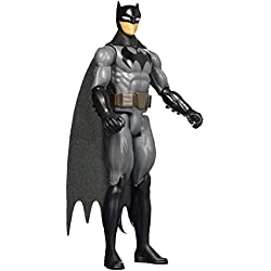 Justice League - Figura Batman, traje gris, 30 cm