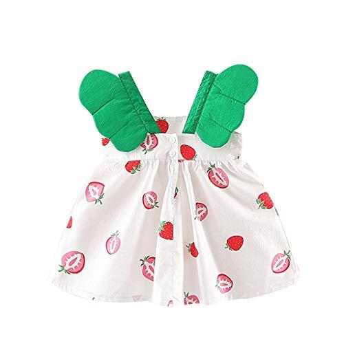 Mein 1. / 2. Geburtstags Kleid Sequin Tütü Prinzessin Glitzernde Bowknot Partykleid Neugeborene Säuglings Kleinkind 1.Weihnachten Fotoshooting Outfits Kostüm ()