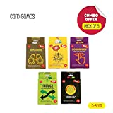 Toiing Fun Educational Card Games for Kids, 5 to 8 Years - Pack