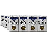 20 cajas Nic-Out baja contenido de alquitrán boquilla del filtro dejar de fumar