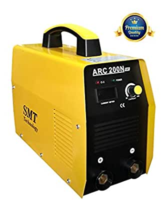SPT Inverter ARC Welding Machine 200 Amp (IGBT) heavy duty single phase with Hot Start, Anti-Stick Functions