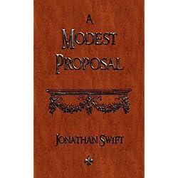 A Modest Proposal by Jonathan Swift(2010-06-28)