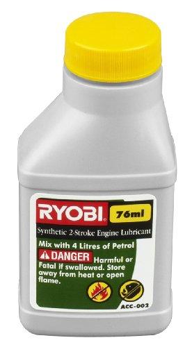 Techtronic Industries UK Ltd 5132000204 - Ryobi Acc025 75Ml One Shot 2 Tiempos Aceite