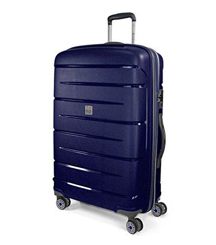 2b84196ed Usato, Roncato Starlight 2.0 Trolley, 79 cm, 116 litri, Blu usato Spedito