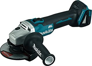 Makita Akku-Winkelschleifer (ohne Akku, ohne Ladegerät, 18 V) DGA504Z