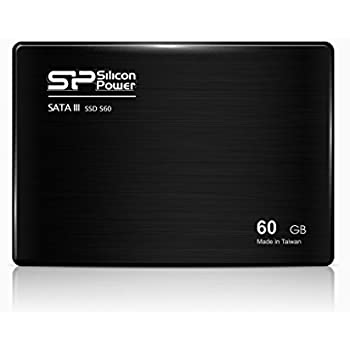 Silicon Power SP060GBSS3S60S25 - Disco Duro SSD de 60 GB (6,4 cm/2 ...