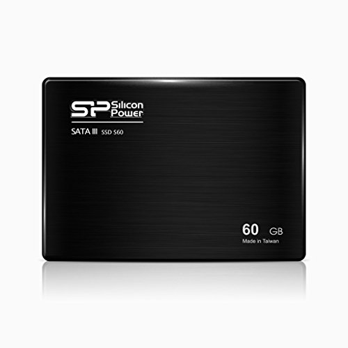 Silicon Power SP060GBSS3S60S25 - Disco Duro SSD 60